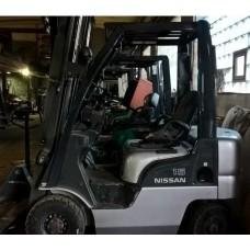 Погрузчик дизельный Nissan  1,5 тонны (Япония)